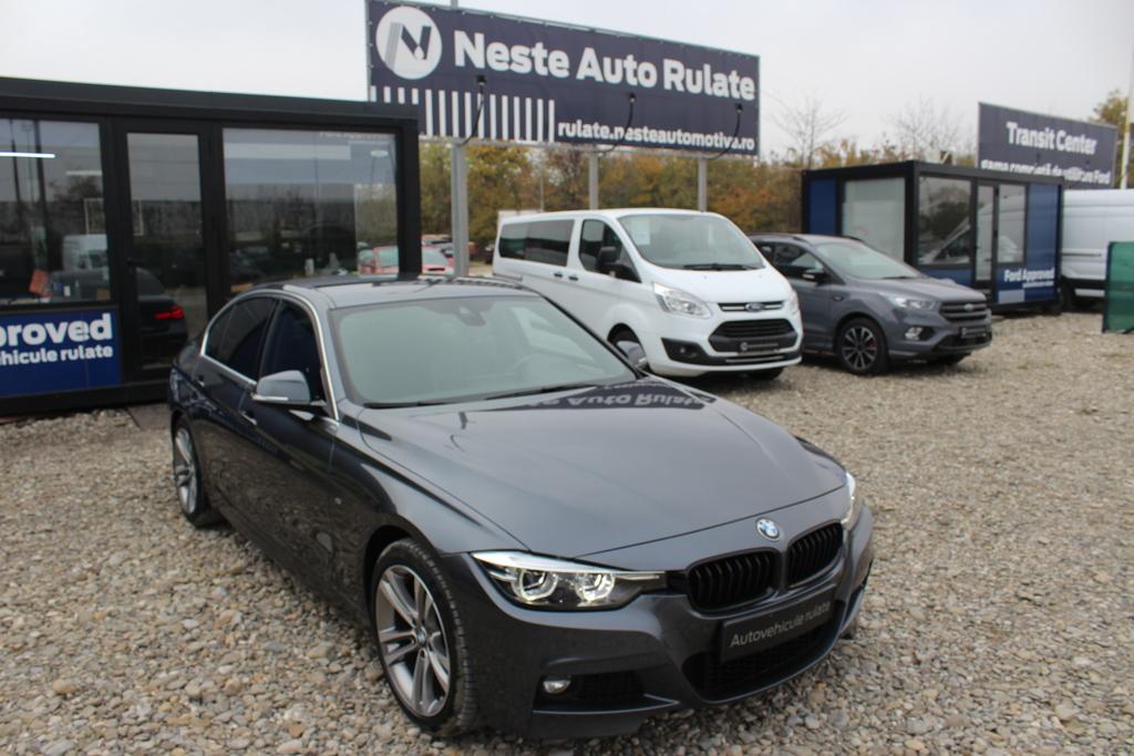 BMW Seria 3 320 sedan 2018 / 46640 km Pachet MSport